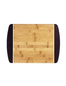 Totally Bamboo Java Cutting & Serving Board Medium 38.1 x 27.9 x 1.9cm
