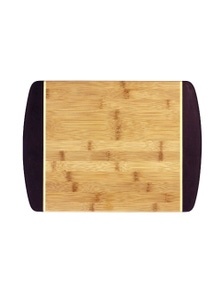 Totally Bamboo Java Cutting & Serving Board Large 45.7 x 30.5 x 1.9cm