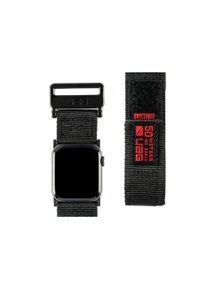 "UAG Apple Watch 44""/42"" Active Strap- Black"