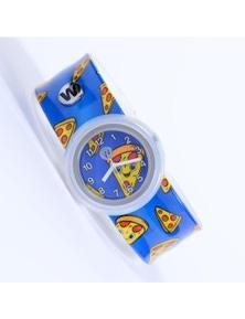 Watchitude Kids Slap Watch - #434 Pizza Prty