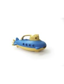 Green Toys - Submarine - Yellow Cabin