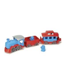 Green Toys - Train - Blue