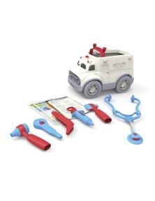 Green Toys - Ambulance & Doctor's Kit