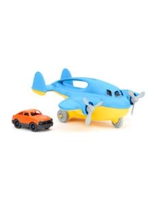 Green Toys- Cargo Plane with Mini Car