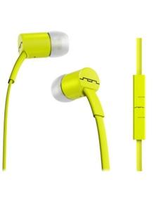 Sol Republic JAX In-Ear Headphones Lemon