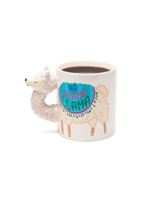 BigMouth No Drama Llama Mug