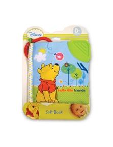 Disney Baby Winnie The Pooh - Soft Book