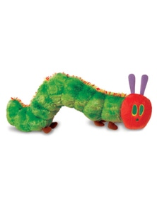 Eric Carle Very Hungry Caterpillar Plush