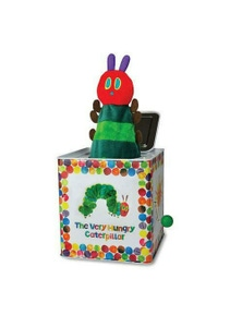 Officially Licensed Very Hungry Caterpillar Jack In A Box