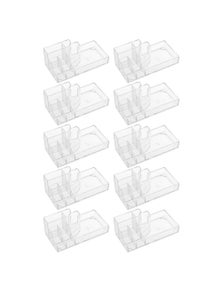 Box Sweden Crystal 8 Section Micro Station 10PK