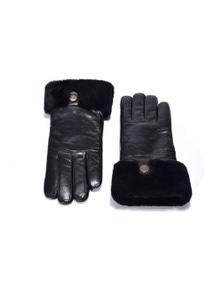 UGG Australian 'Chloe' Sheepskin Leather Gloves Womens