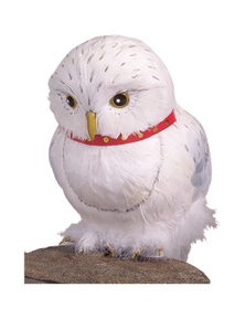 Rubies Hedwig The Owl Prop