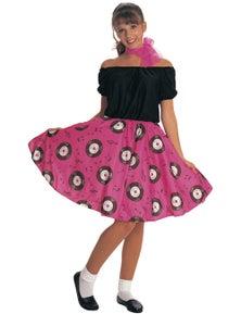 Rubies 50s Girl Costume