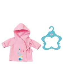 Baby Born Bath Bathrobes/Teal for 39-46 cm Dolls