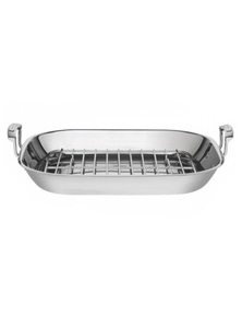 Scanpan Clad 5 Roasting Pan Conical