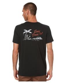 Katin Men's Salud Leroy Mens Tee Crew Neck Cotton