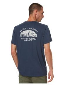 Katin Men's No Shirt Mens Tee Crew Neck Cotton