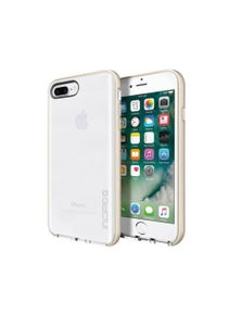 Incipio Octane Lux for iPhone 7/8 + - Clear/Gold