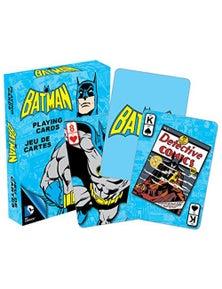 DC Comics Batman Retro Playing Cards