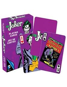 DC Comics the Joker Retro Playing Cards