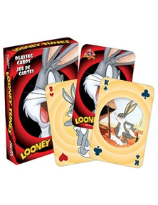 Looney Tunes Bugs Bunny Playing Cards