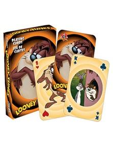 Looney Tunes Tasmanian Devil Playing Cards