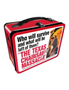 The Texas Chainsaw Massacre Tin Fun Box
