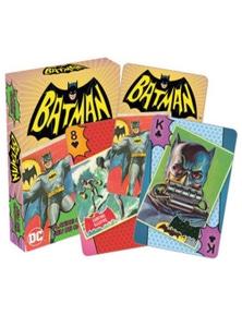 DC Comics Batman TV Playing Cards