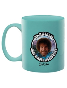 Bob Ross No Mistakes 11oz Mug