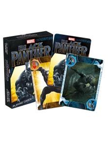 Black Panther Playing Cards
