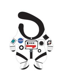 Gamago Baby Bib - NASA