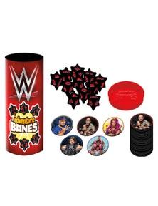 WWE Adventure Bones Game