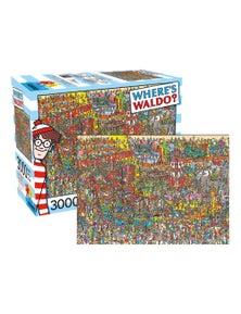 Where's Waldo 3000pc Puzzle