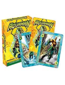 Aquaman Comics Playing Cards