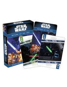 Star Wars Episode 6 Playing Cards