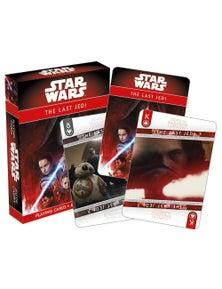 Star Wars Episode 8 Playing Cards