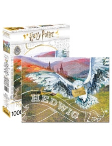 Harry Potter Hedwig 1000pc Puzzle