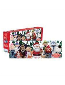 Rudolph the Red-Nosed 1000pc Slim Puzzle