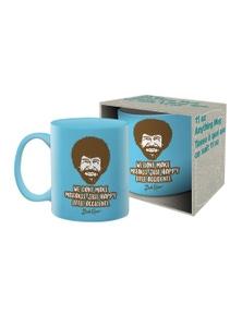 Bob Ross Accidents Ceramic Mug