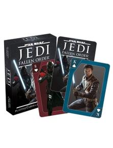 Star Wars Jedi Fallen Order Playing Cards