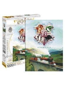 Harry Potter Train 1000pc Puzzle