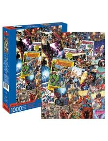Marvel Avengers Collage 1000pc Puzzle
