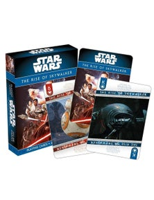 Star Wars Episode 9 Playing Cards