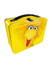 Sesame Street- Big Bird Tin Fun Box