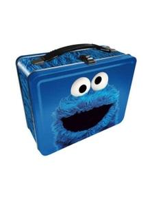 Sesame Street- Cookie Monster Tin Fun Box