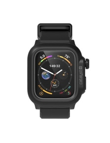 Catalyst Waterproof Case for 44mm Apple Watch Series SE/6/5/4 (Stealth )