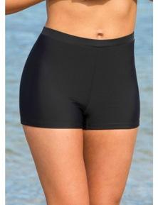 LaSculpte Women's Tummy Control Boyleg Swim Shorts