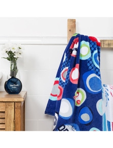 Bambury Desigual Beach/Bath Towel Manolos