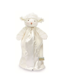 Bunnies By The Bay Bye Bye Buddy White Lamb 'Kiddo'