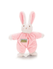 Bunnies By The Bay Sweet Hops Bunny Rattle